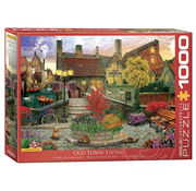 Eurographics Eurographics Old Town Living Puzzle 1000pcs