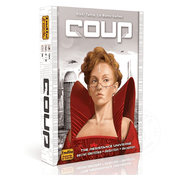 Indie Boards and Cards Coup The Resistance/Dystopian Universe