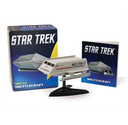 Running Press Star Trek Light-Up Shuttlecraft