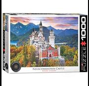 Eurographics Eurographics Neuschwanstein Castle Bavaria, Germany Puzzle 1000pcs