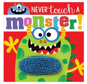 Make Believe Ideas Never Touch a Monster!