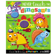 Make Believe Ideas Never Touch the Dinosaurs!