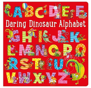 Make Believe Ideas Daring Dinosaur Alphabet