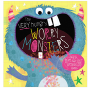 Make Believe Ideas The Very Hungry Worry Monsters