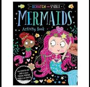 Make Believe Ideas Scratch and Sparkle Mermaids Activity Book