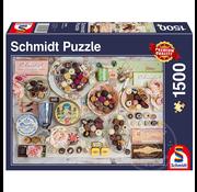 Schmidt Schmidt Nostalgic Chocolates Puzzle 1500pcs