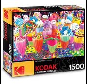 Kodak Sugary Shakes Puzzle 1500pcs