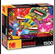Kodak Fun Pinball Game Puzzle 1500pcs