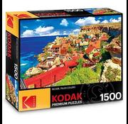 Kodak Famous Popeye Village at Anchor Bay, Malta Puzzle 1500pcs