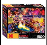 Kodak Las Vegas Strip Puzzle 1500pcs