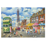 Gibsons Gibsons Blackpool Promenade Puzzle 500pcs