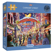 Gibsons Gibsons Carnaby Street Puzzle 500pcs