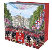 Gibsons Gibsons Trooping The Colour Puzzle 500pcs