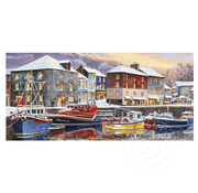Gibsons Gibsons Padstow in Winter Puzzle 636pcs