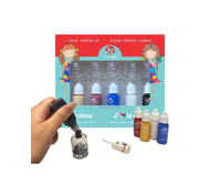 Suncoat Suncoat Girl Colour Creation Kit: Create Your Own Peelable Polish Colour