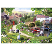 Gibsons Gibsons Life in the Slow Lane Puzzle 1000pcs