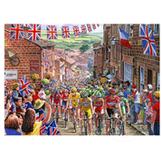 Gibsons Gibsons Le Tour de Yorkshire Puzzle 1000pcs