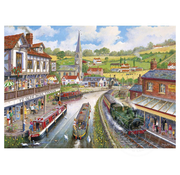 Gibsons Gibsons Ye Olde Mill Tavern Puzzle 1000pcs