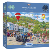 Gibsons Gibsons Matlock Bath Puzzle 1000pcs