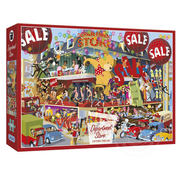 Gibsons Gibsons Lifting the Lid - Department Store Puzzle 1000pcs