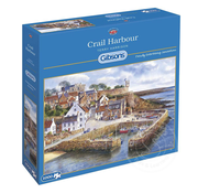 Gibsons Gibsons Crail Harbour Puzzle 1000pcs