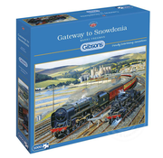 Gibsons Gibsons Gateway to Snowdonia Puzzle 1000pcs