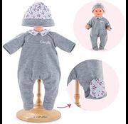 "Corolle Corolle Mon Premier Bebe Pyjamas - Panda Party 12"" Doll Outfit"