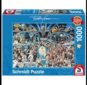 Schmidt Schmidt Hollywood Puzzle 1000pcs