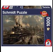 Schmidt Schmidt Locomotive Puzzle 1000pcs