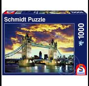 Schmidt Schmidt Tower Bridge London Puzzle 1000pcs