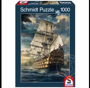 Schmidt Schmidt Sails Set Puzzle 1000pcs