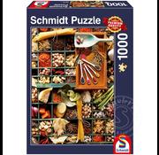 Schmidt Schmidt Kitchen Potpourri Puzzle 1000pcs