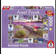 Schmidt Schmidt The Scent of Lavender Puzzle 1000pcs