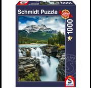 Schmidt Schmidt Athabasca Falls, Canada Puzzle 1000pcs