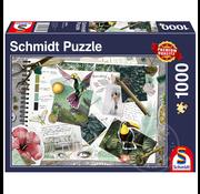 Schmidt Schmidt Moodboard Puzzle 1000pcs