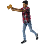 Toysmith Warrior's Mark Axe Throwing