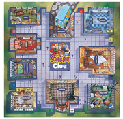 USAopoly Clue Scooby Doo 50th Anniversary