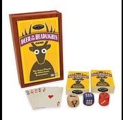 University Games Deer in the Headlights Card & Dice Game