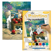Royal & Langnickel Royal & Langnickel Painting by Numbers Bumper Crop