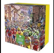 Gibsons Gibsons Le Tour de Yorkshire Puzzle 500pcs