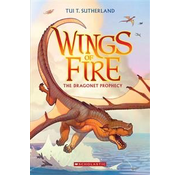 Scholastic Wings of Fire #1 The Dragonet Prophecy