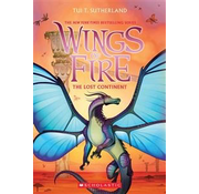 Scholastic Wings of Fire #11 The Lost Continent