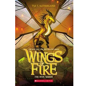 Scholastic Wings of Fire #12 The Hive Queen
