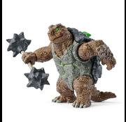 Schleich Schleich Eldrador Creatures - Armoured Turtle with Weapon