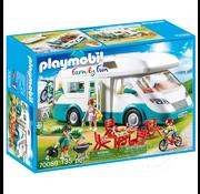 Playmobil Playmobil Family Camper