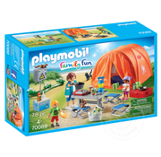 Playmobil Playmobil Family Camping Trip