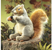 Folkmanis Folkmanis Gray Squirrel Puppet