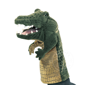 Folkmanis Folkmanis Crocodile Stage Puppet