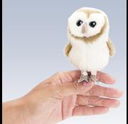 Folkmanis Folkmanis Barn Owl Finger Puppet
