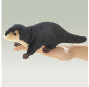 Folkmanis Folkmanis River Otter Finger Puppet